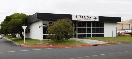 Aviation Component Services Building